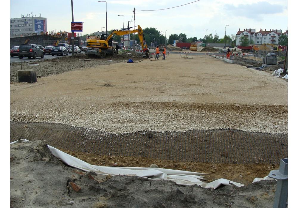 Geogrids for soil stabilization viacon polska for Soil stabilization