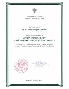 minister-infrastruktury-wyroznienie-viacon-polska-leszek-janusz-2008.jpg